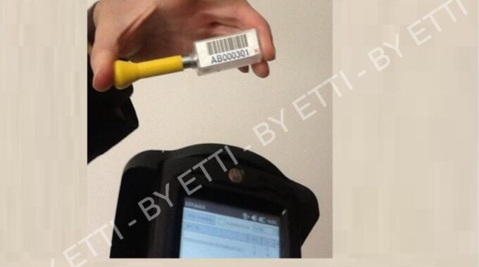 Lettore Rfid E Taurus Rfid Seals Reduced