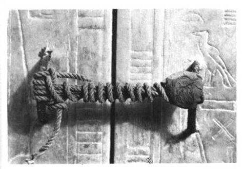 Sigillo Tutankhamon