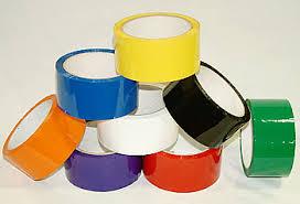 Nastri Adesivi Colorati