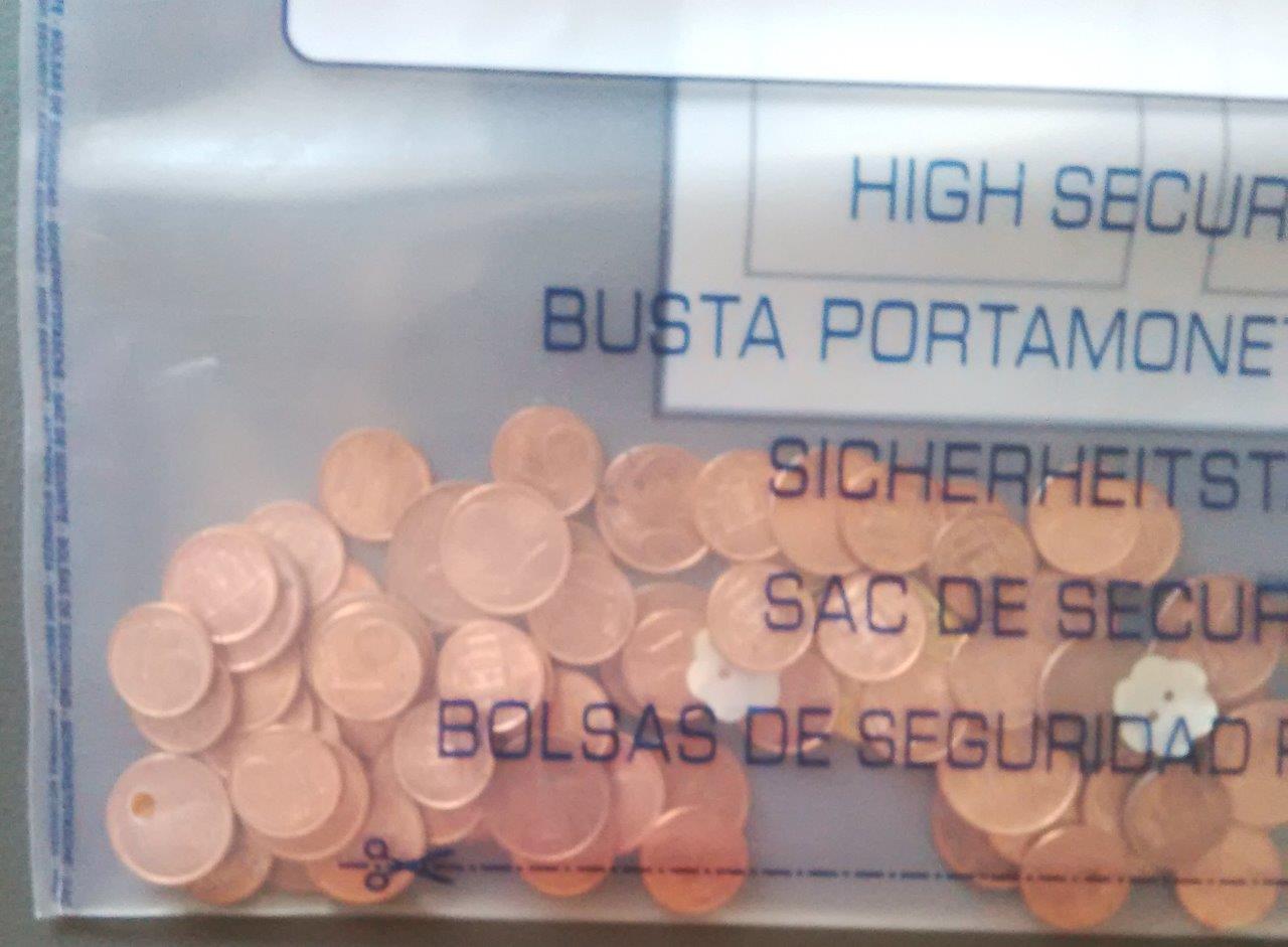 in plastica Sistema di buste per contanti 24 pezzi 12 disegni diversi B riutilizzabili con bottone a pressione e busta per monete e 12 fogli per le spese