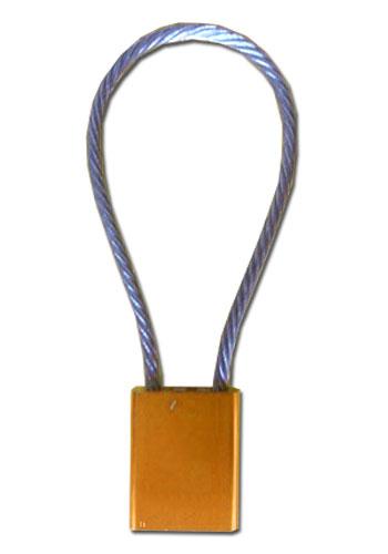 Sigillo Di Sicurezza A Cavo 4mm