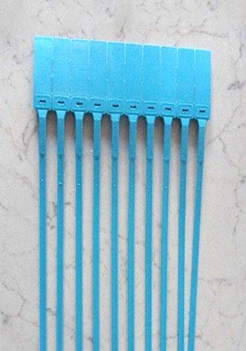 Sigillo Di Sicurezza Regolabile In Plastica 30cm Dettaglio3