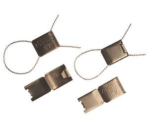 Clipseal Sigillo Di Sicurezza In Alluminio
