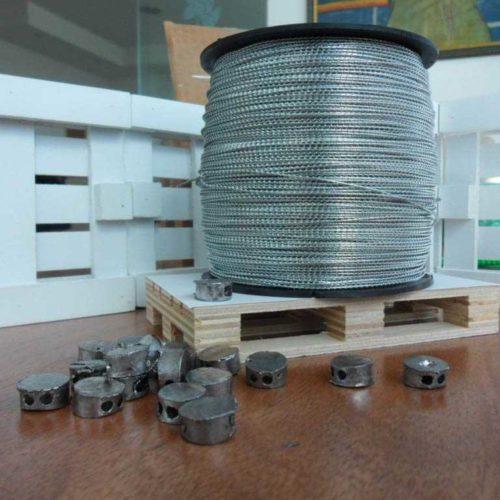 Galvanized Wire Coil 1KG (2)