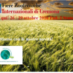 CREMONA FIERE E SIGILLI DI SICUREZZA ON LINE