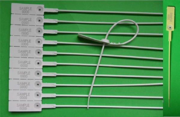 Sigilli Plastica Regolabili Insertometallico Tubolari Min