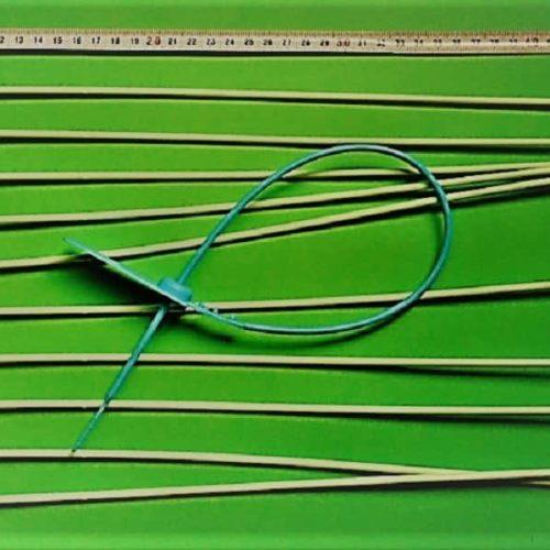 Sigillo Regolabile In Plastica.lungo Mercurius50 Min